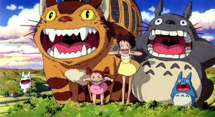 Hayao Miyazaki, ses meilleurs films Totoro, Films for