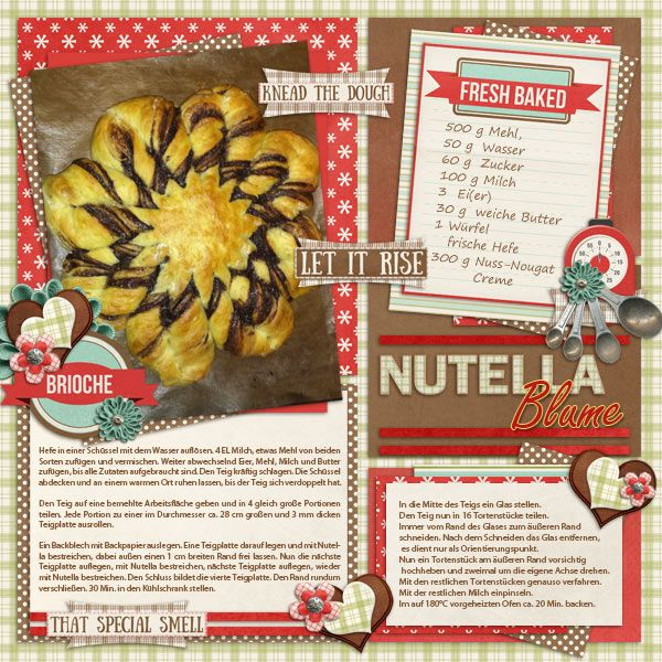 Nutella Blume Scrapkit BreadOven by SeatroutScraps http://store.gingerscraps.net/Bread-Oven-5-Grab-Bag.html  Photos by kpmelly