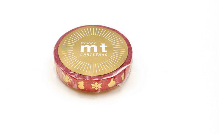 Masking Tape - Masking Tape Weihnachten  - ein Designerstück von krealiebst bei DaWanda