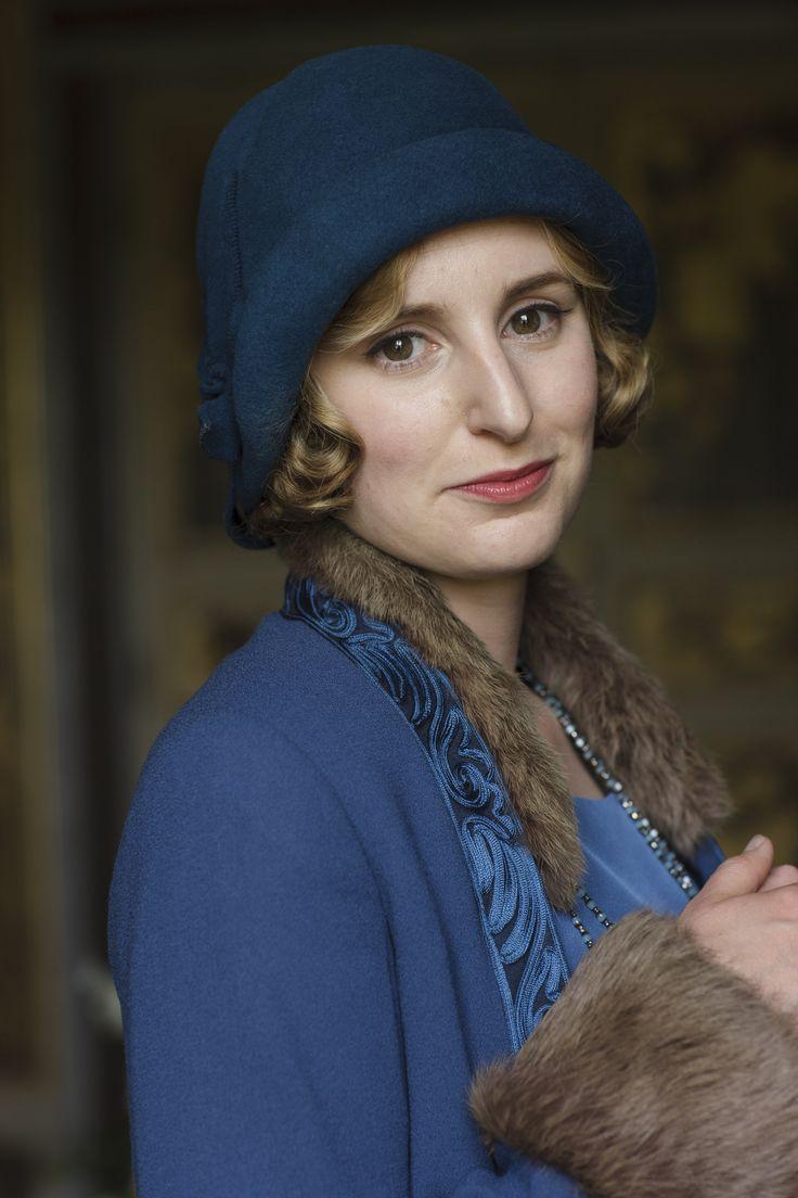 Downton Abbey Final Season ..Lady Edith.. ..rh