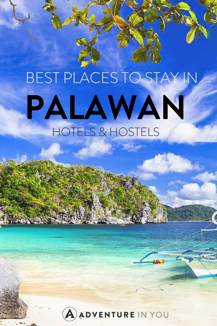 Where to Stay in Palawan, Philippines