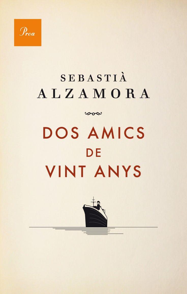 Dos amics de vint anys_Sebastià Alzamora (Salvador Espriu, Bartomeu Rosselló-Pòrcel, anys de formació, universitat, poesia)