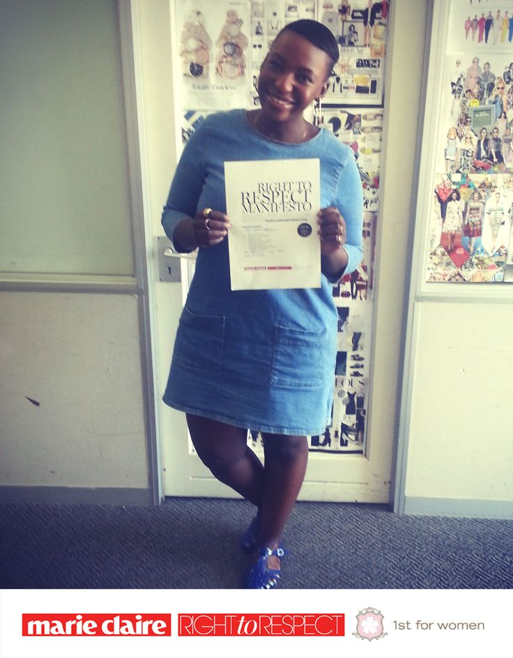 Our fashion ed Bee has signed our #MCRespect manifesto. Have you? http://www.marieclairvoyant.com/category/right-to-respect