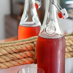 Hibiscus-Earl Grey Iced Tea: Sweet Tea, Ice Teas Recipes, Hibiscus Earl Grey, Summer Drinks, Grey Ice, Grey Teas, Earl Grey Tea, Iced Tea, Hibiscus Teas
