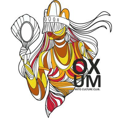Nessa cidade todo mundo é D'Oxum... - Coleção Orixás - Mito Culture Club. www.sejamito.com.br