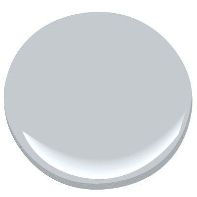 Benjamin Moore metallic silver 2132-60