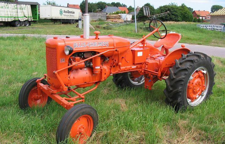 Allis Chalmers Tractor Clip Art : Les meilleures images du tableau allis chalmers sur