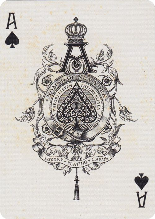 The idea I have is that Alabama is the Ace of Spades. Maybe instead of the spade symbol in the middle we could do that Fleur de lis image that looks like an elephant?