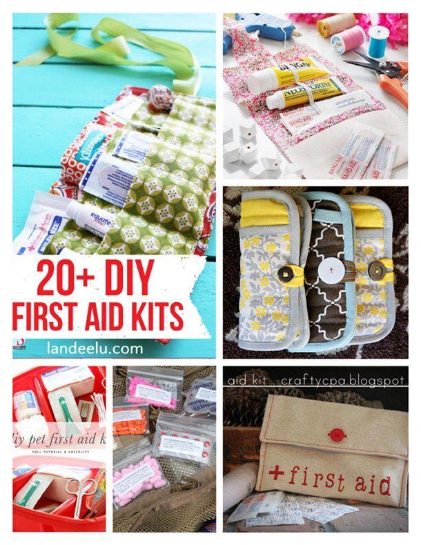 DIY-First-Aid-Kits