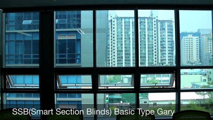 Vitswell SSB (Smart Section Blinds)