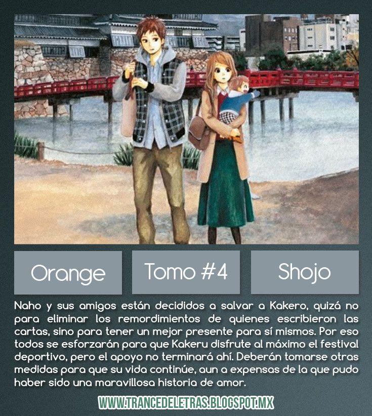 Orange #4 de Ichigo Takano
