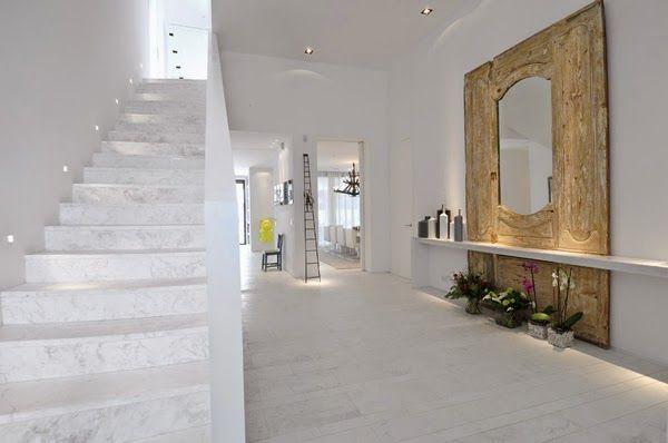 19 best images about hall entrada on pinterest shelves - Como decorar casas ...