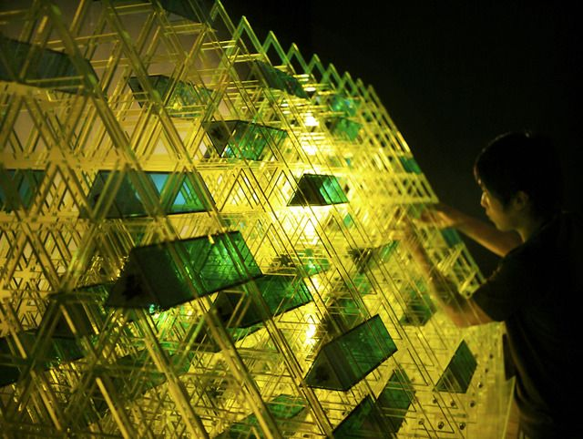 Not Your Everyday Math Lesson When You're <i>Lost In Pascal's Triangle</i> | The Creators Project