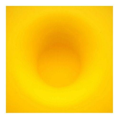 Anish Kapoor Yellow 1999, fibreglass and pigment