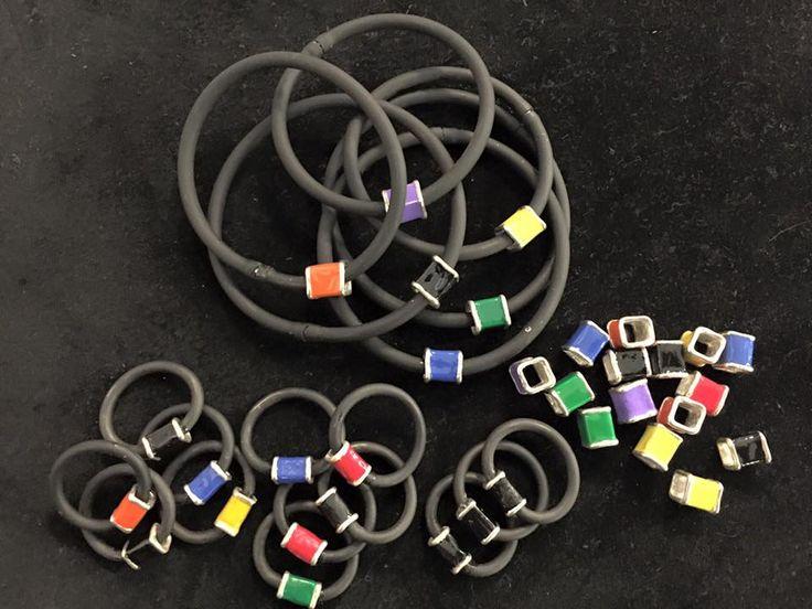 2015 linea MUUD : i colori del tuo umore Anelli- bracciali - girocollo