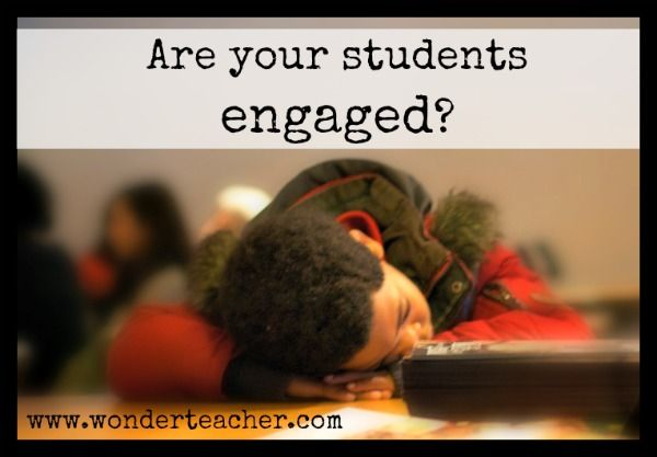 Increase Student Engagement