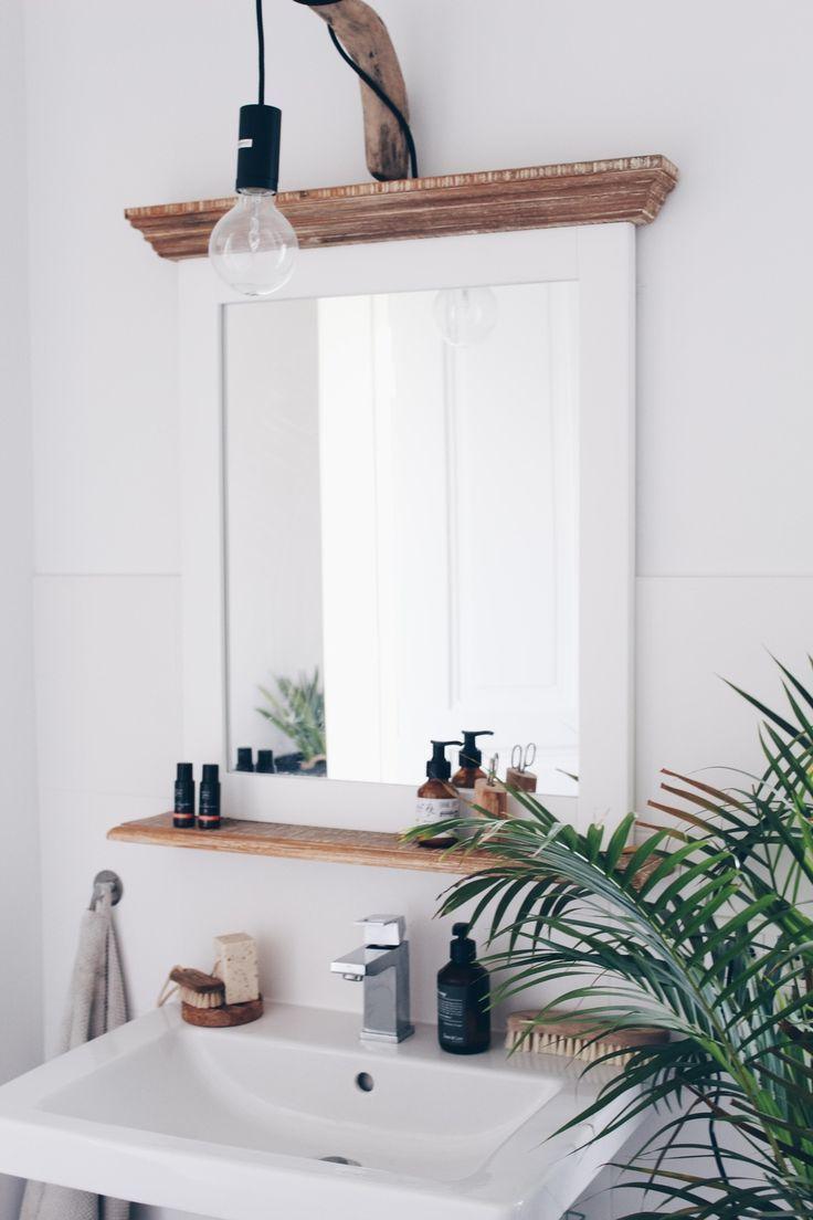 Badezimmerspiegel In 2020 Badezimmerspiegel Badezimmerlampe Und Ast Lampe