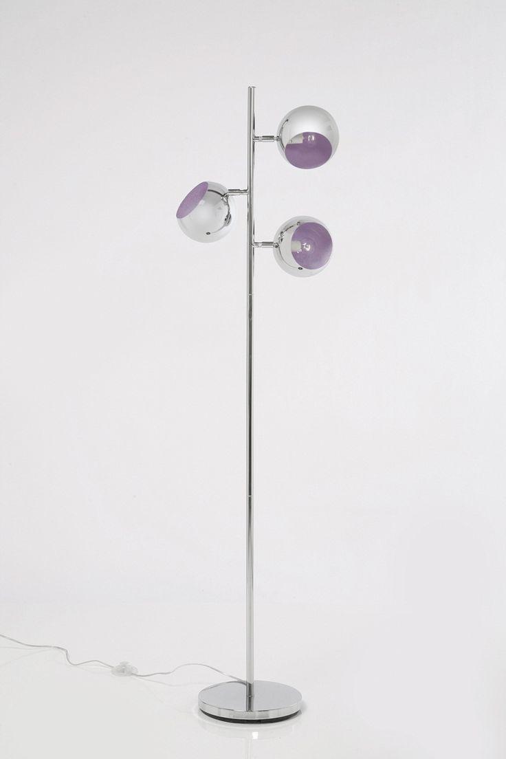 Vloerlamp Calotta is een retro model lamp uit de collectie van Kare Design en is nu verkrijgbaar bij Furnies.nl!