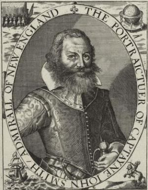 John Smith (bap. 1580–1631)