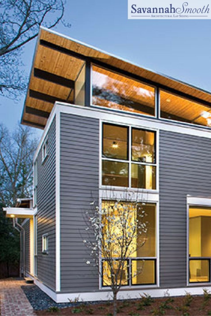 Savannah Smooth Is The Perfect Siding To Add Charm To Your Projects The Architectural Lap Si Container House Plans Architecture Shipping Container House Plans