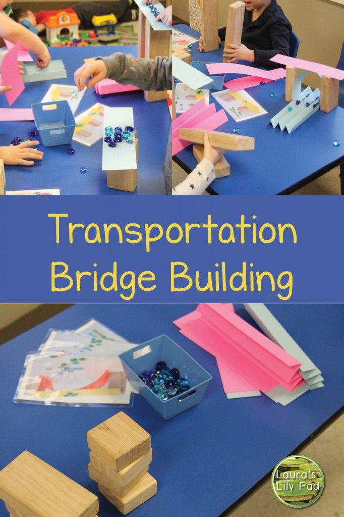 Transportation Theme In Prek Laura S Lily Pad Transportation Theme Preschool Transportation Preschool Transportation Activities Preschool transportation theme science