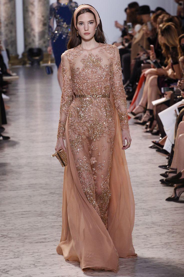Défilé Elie Saab Haute couture printemps-été 2017 20
