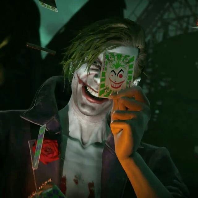 Joker injustice2