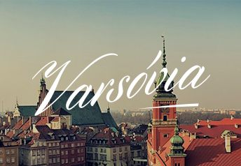Discover Varsóvia with TAP