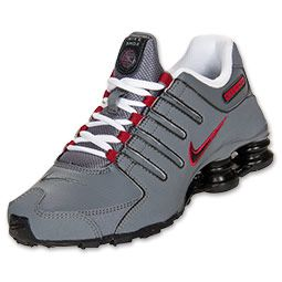 Your kids will go crazy for the high-tech look and feel of the Nike Shox NZ Big Kids' Running Shoes. Perfect for kids of all ages, these running shoes help kids develop their gait for quality running for years to come.