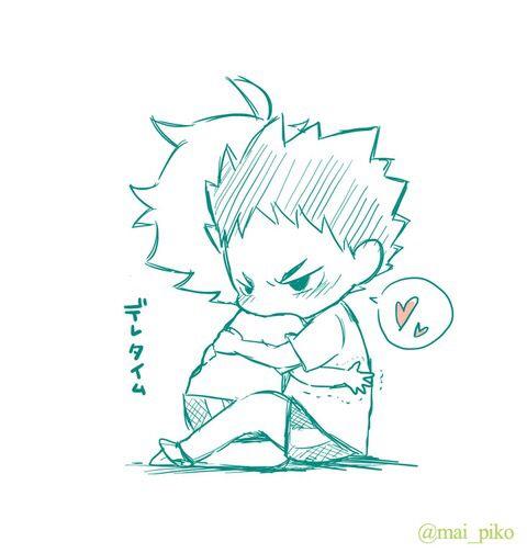 Is Iwaizumi hugging Oikawa willingly?! (゚o゚;;   Iwaoi:: Haikyuu!! omg cutie piessss