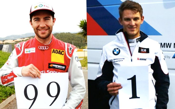 """Someone Else Stole My Number"" - DTM Drivers Pick Their Racing Numbers! // Find out which numbers the DTM drivers chose for the upcoming season and why!  Die DTM-Fahrer haben ihre Startnummern gewählt, die Hintergründe dazu gibt es hier in diesem Video!  http://www.youtube.com/DTM http://www.facebook.com/DTM http://www.twitter.com/DTM http://www.instagram.com/dtm_pics http://www.google.com/+DTM"