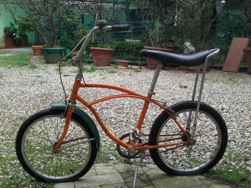La mitica roma sport bicis pinterest for Graziella sport
