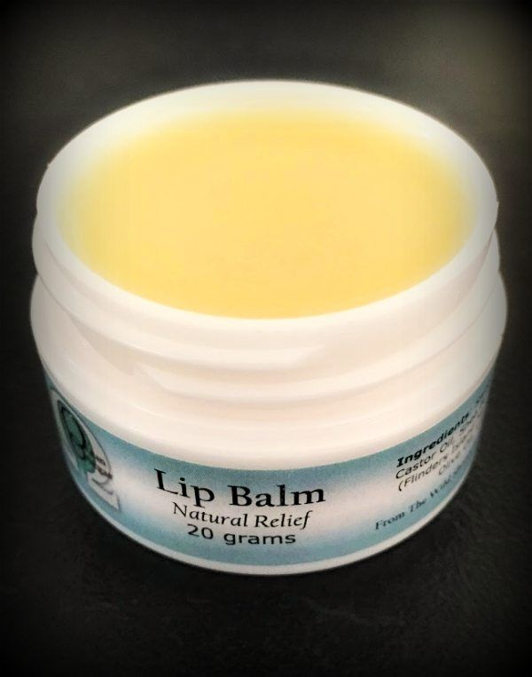 Natural Lip Balm from Flinders Island, Tasmania by Ocean Omegas ~ photo and article for think-tasmania.com ~ #Tasmania #FlindersIsland #natural #PainRelief #Muttonbird #LipBalm