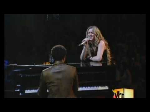 Joss Stone ft John Legend - Tell me something good.  Tell me with more that I love you, show me more than with a touch, more than your lips on mine, more than your breath on my skin........