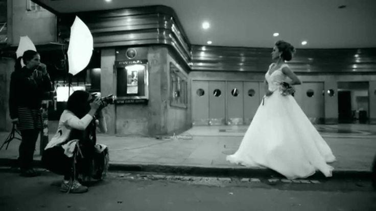 """""""La Petite Princesse"""" Editorial de Novias por VíaBoda -- Video: Erre Films & Photography"""