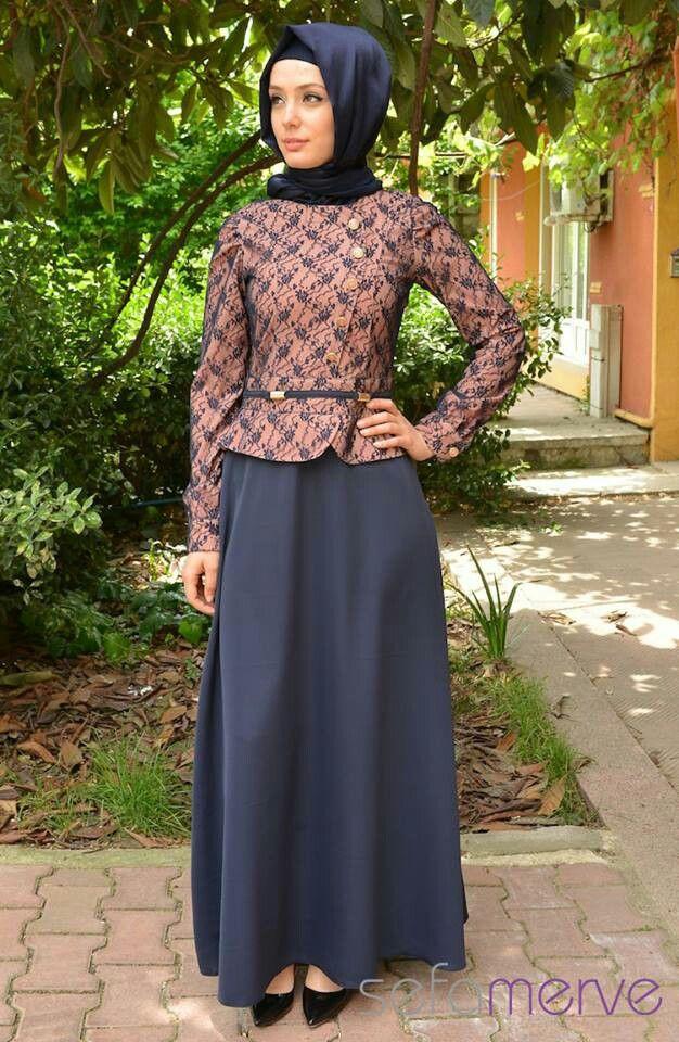 d77209814fdde تشكيله ملابس المحجبات بكل الوان - منتديات درر العراق