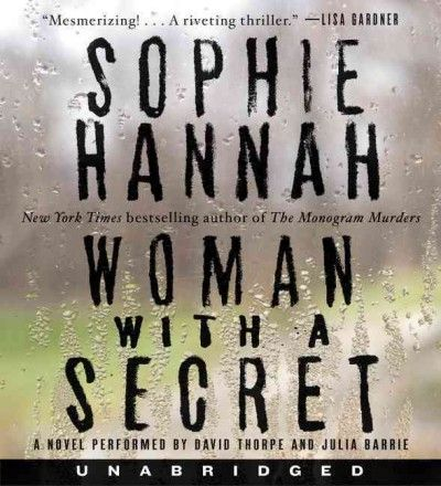 A woman desperate to hide a devastating secret in her past is drawn into a murder investigation.
