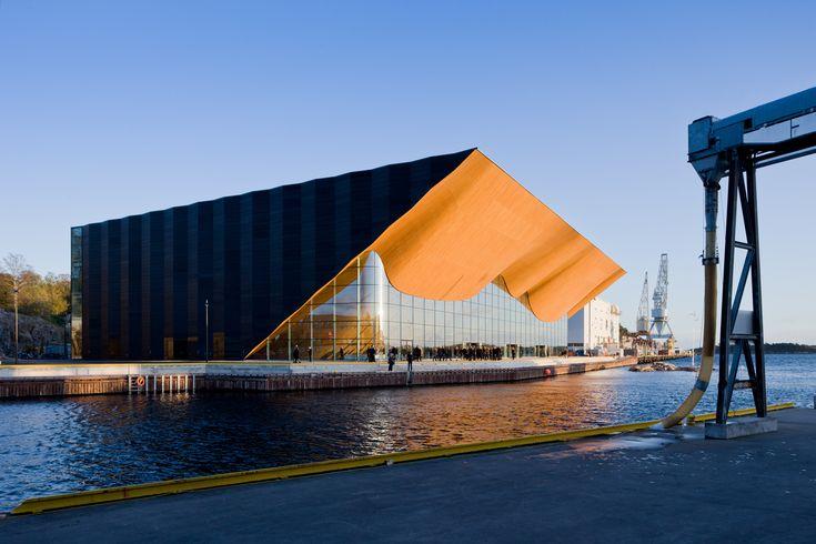 Kilden Performing Arts Centre; Kristiansand, Norway. Archi: ALA Architects. Photo: Ivan Baan.