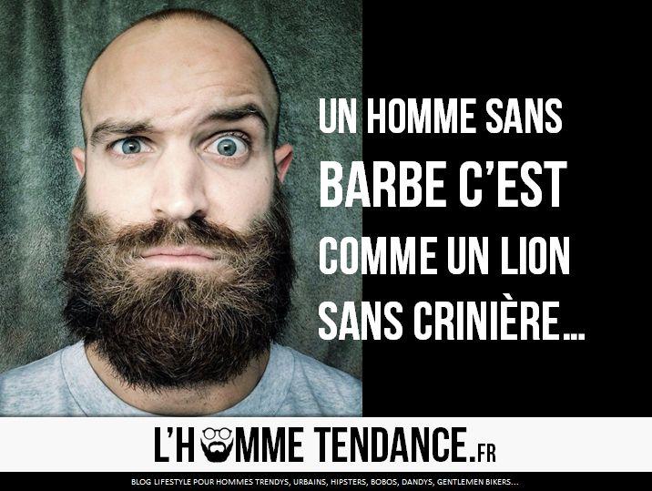 Barbe, bearded man, L'Homme Tendance L'homme tendance dans tous ces états - L'Homme Tendance