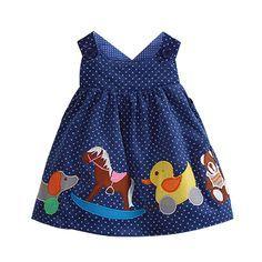 Resultado de imagen para modelos de vestidos para niñas en tela de franela