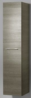 Plieger S-Presso hoge kast m. 1 deur 160x35x35cm links/rechts eiken F1867HSEV035G0116