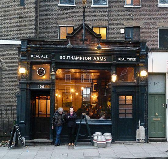 Southampton Arms, Highgate Road, London