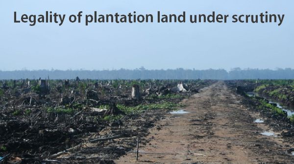 In adherence to an order of the State Human Rights Commission (SHRC), the State Police will constitute a special investigation team (SIT) to verify the legality of ownership of an estimated 5 lakh acres of plantation land in Kerala.