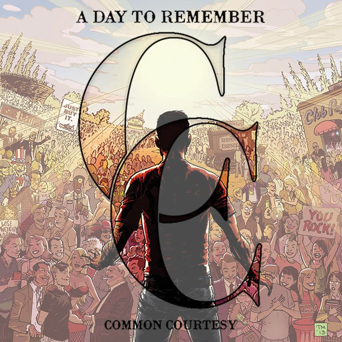 A Day to Remember - Common Courtesy | Music | Pinterest ... A Day To Remember Albums