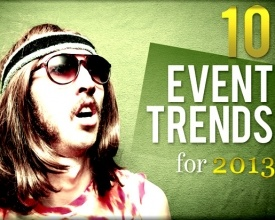 10 event trends voor 2013. Programs, crowdsource, dashboards,... a lot of interesting stuff for events!
