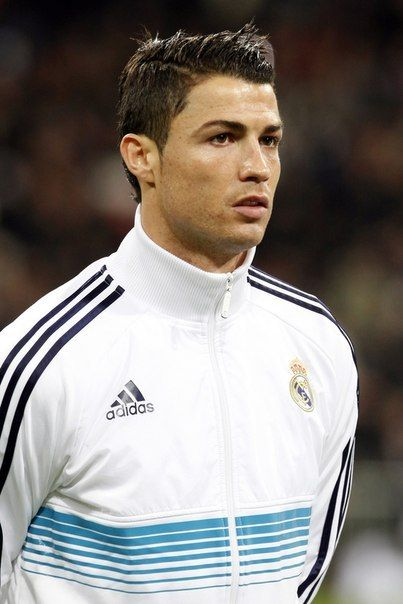 Cristiano Ronaldo, Portuguese football player