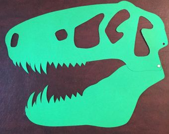 Happy birthday dinosaur banner by PartyPlanningMomma on Etsy
