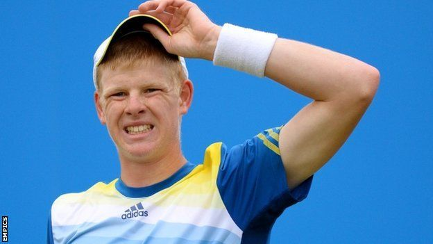 Teenager Kyle Edmund is one of seven British players awarded wildcards for Wimbledon, which starts on 24 June 2013.