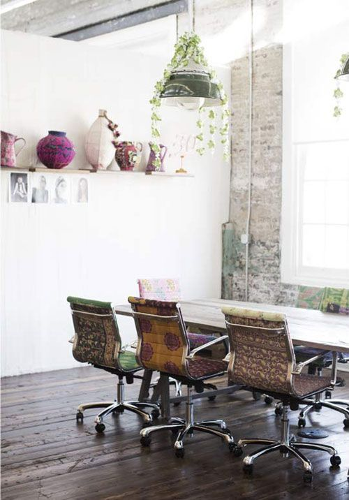 The Free People office