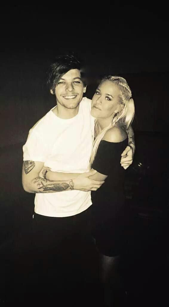 Lottie and louis tomlinson 2015 - Awh! I love these two